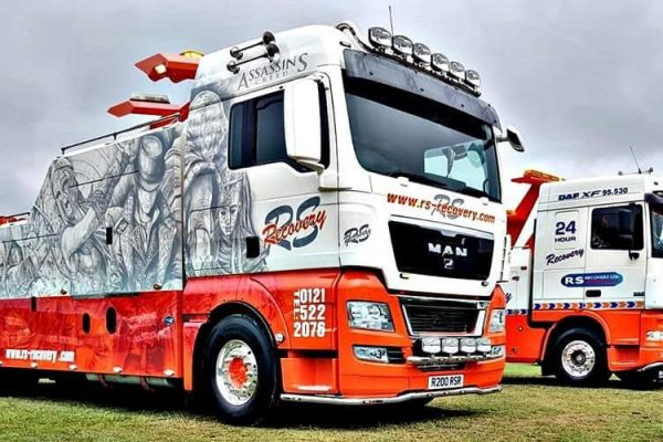 wessex man rsrecovery daf